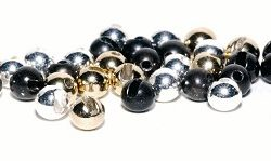 Tungsten Beads – Slotted