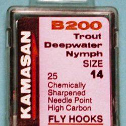 Kamasan B200 Deepwater Nymph