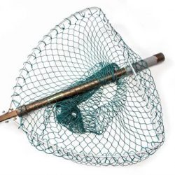 McLean D-Shaped Folding Telescopic Net
