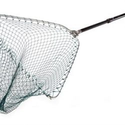 McLean Triangular Telescopic Weigh Hinged Handle Net