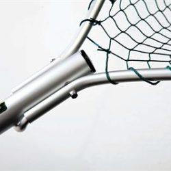 McLean large Hinged Handle ( Silver Series)
