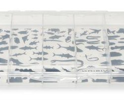 Vision V109 Tube 5 Compartment Fly Box