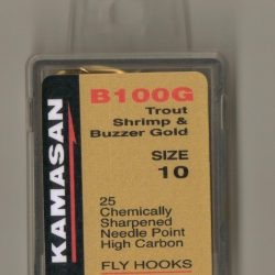 Kamasan B100G Grub Gold