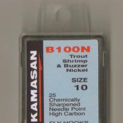 Kamasan B100N Nickel Grub
