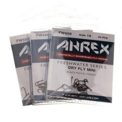 AHREX FW506 Dry Fly Mini