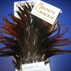 Bronte Hackle Cock Saddles               cs-2019-15