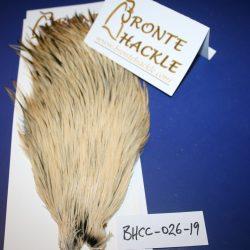 Bronte Hackle Cock Cape   cc-2019-26